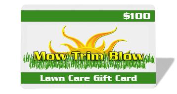 Lawn Care Card